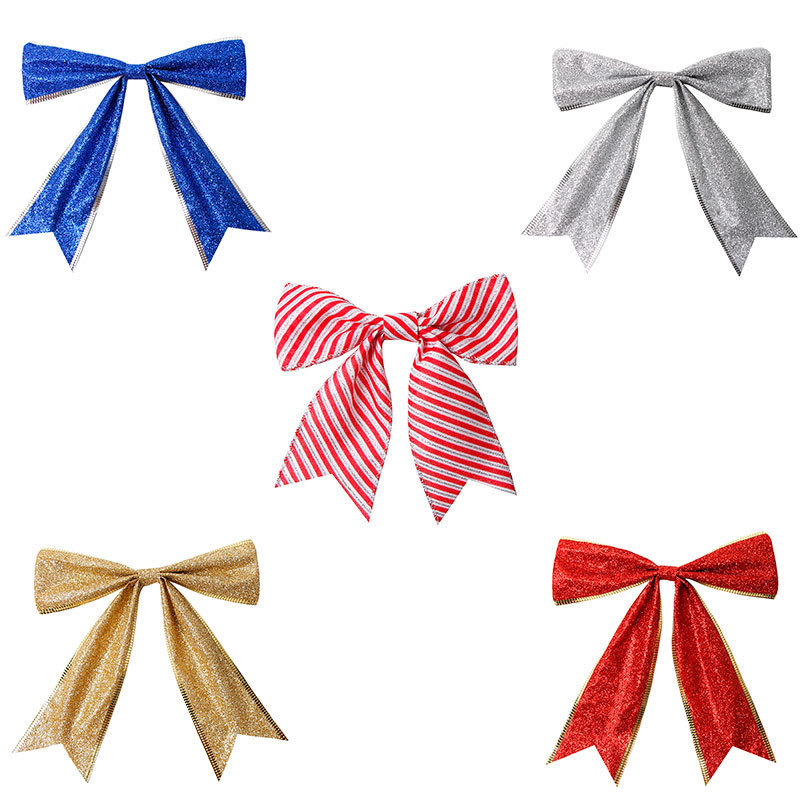 custom ribbon bow for diy craft