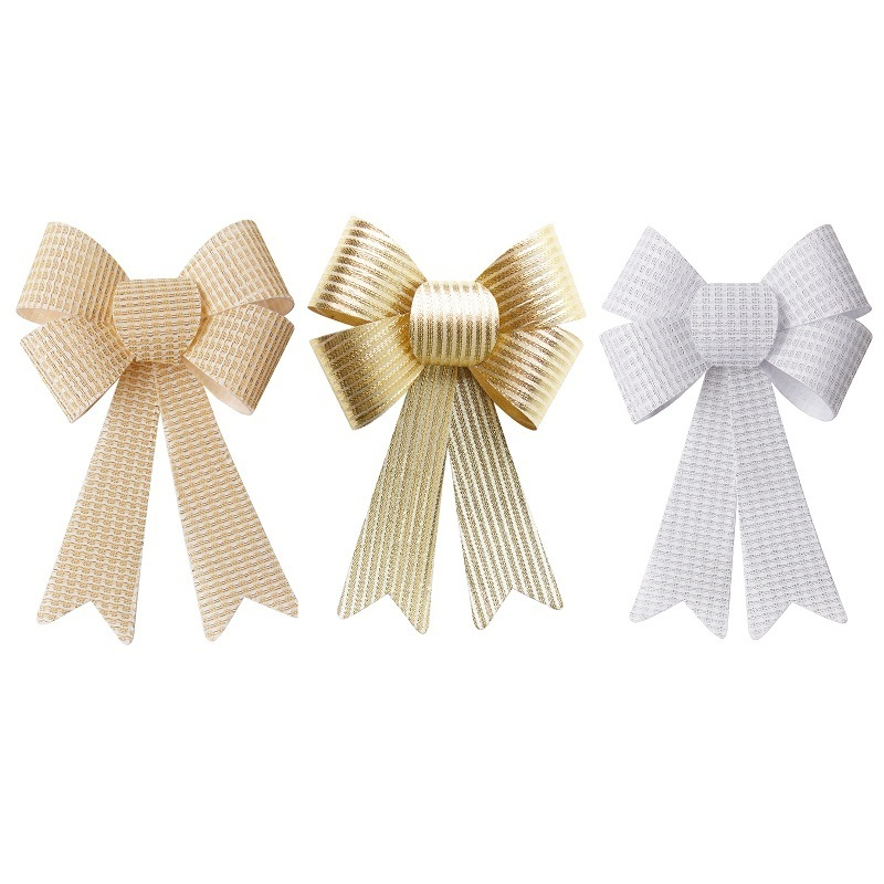 pvc fabric ribbon bow