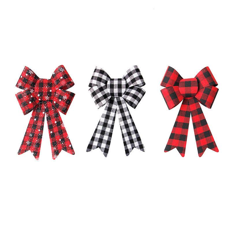 Christmas decorative bows
