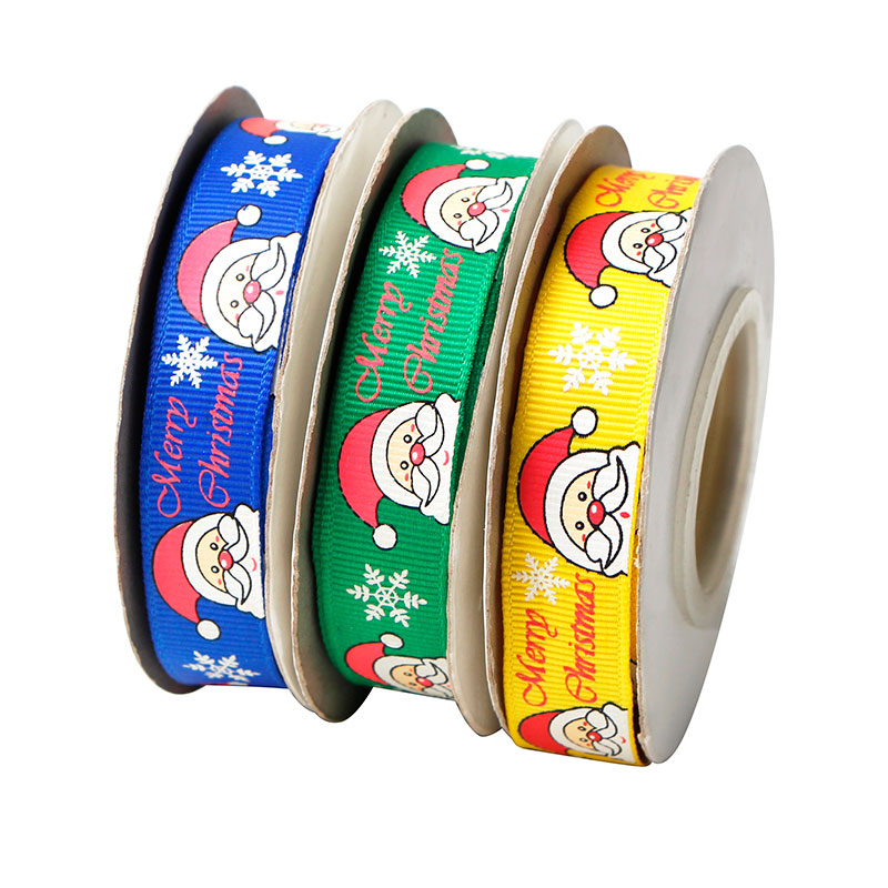 Christmas Ribbons for Gift 5/8