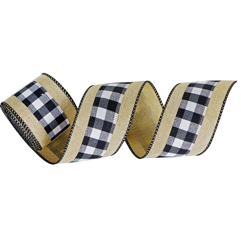 Burlap Craft Ribbon for DIY Gift Wrapping