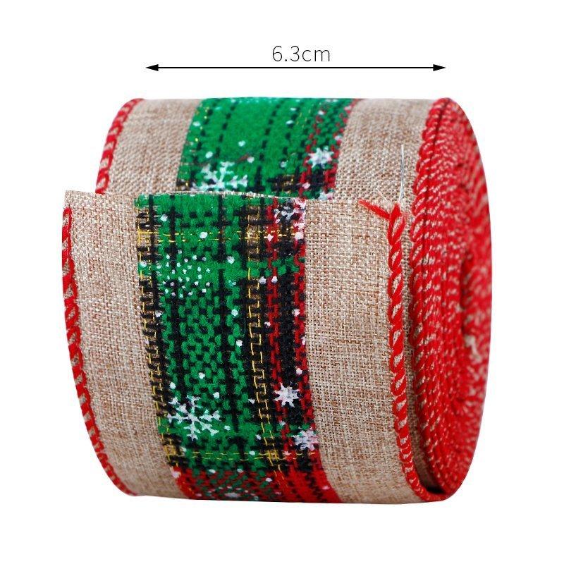 Holiday Wrapping Ribbon