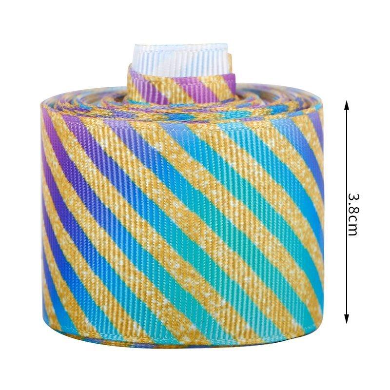 customized grosgrain printed ribbon