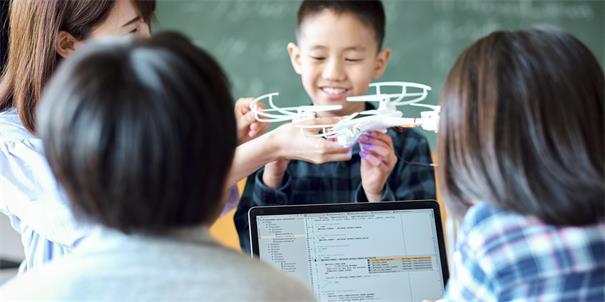 为什么大城市的家长乐意让孩子学习少儿编程