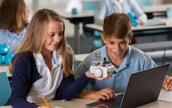 少儿编程已经成为国际教育新主题