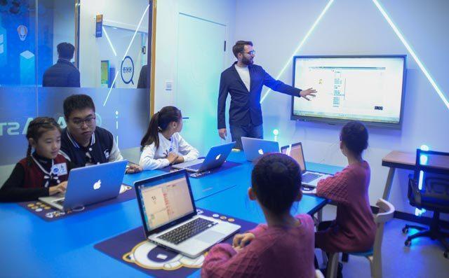奇咔咔儿童编程教育机构