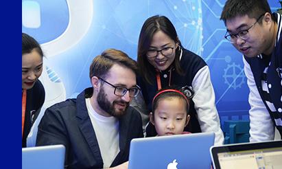 奇咔咔机器人编程教育品牌简介