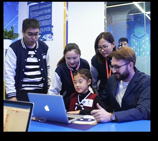 奇咔咔少儿乐高机器人编程品牌文化