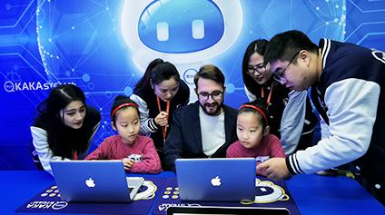 奇咔咔乐高机器人加盟品牌优势