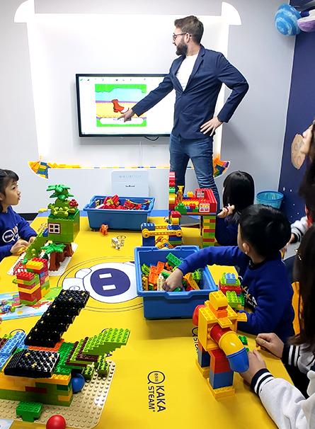 奇咔咔乐高机器人课程体系