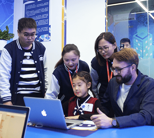 奇咔咔机器人教育培训机构品牌文化