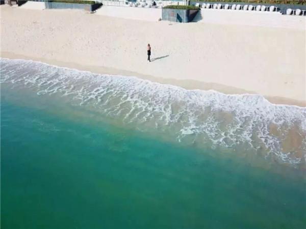 深圳金沙湾沙滩
