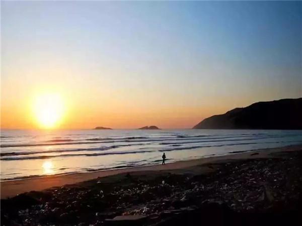 深圳东家湾海滩