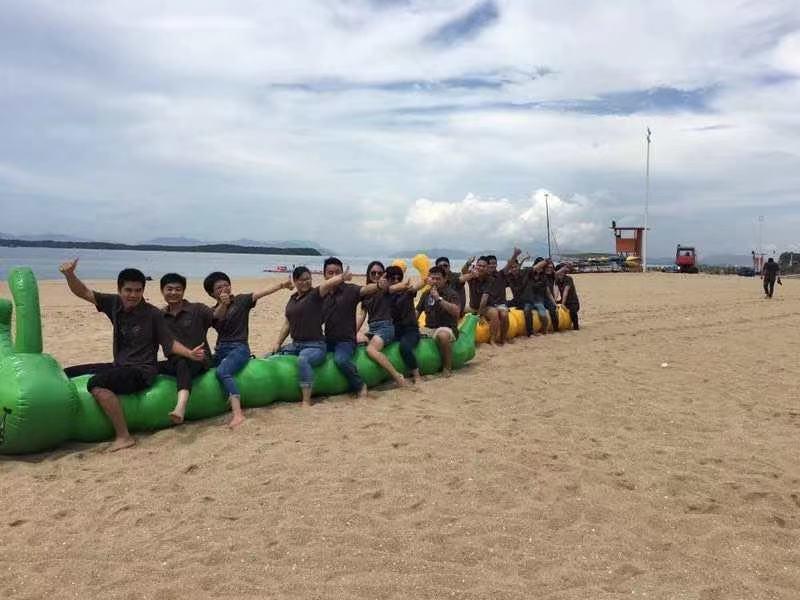 沙滩趣味运动会  大鹏沙滩活动  大鹏海边团建  深圳大鹏趣味运动会