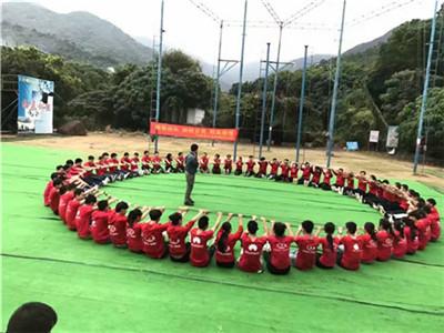 深圳团建30-50人活动方案-适合提升公司凝聚力