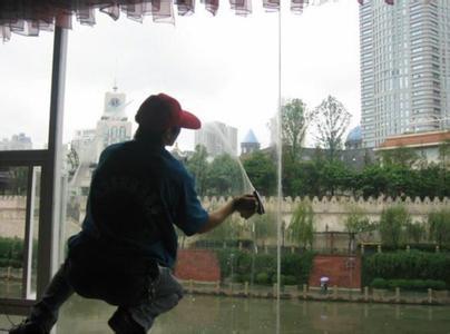 板橋擦玻璃