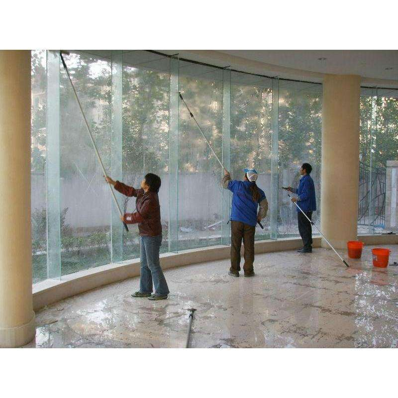 石家庄擦玻璃作业流程