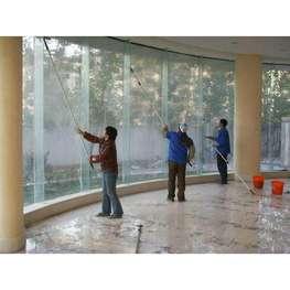 板橋擦玻璃功課流程