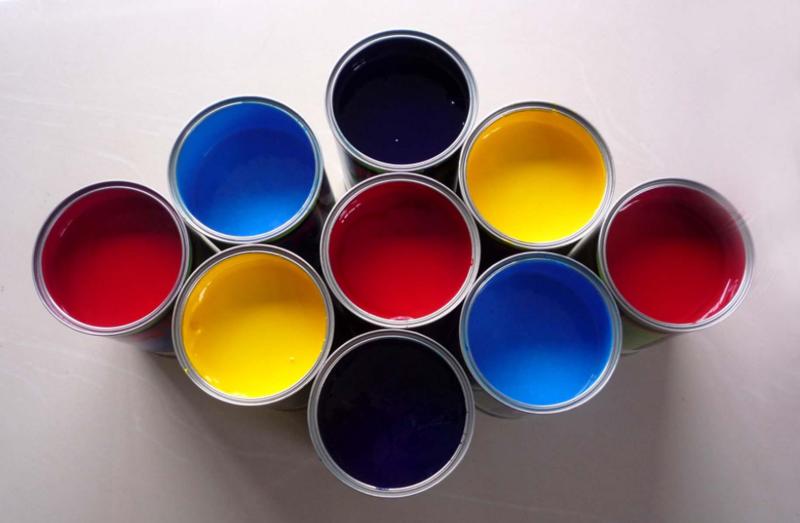 如何解决水性油墨起泡的问题
