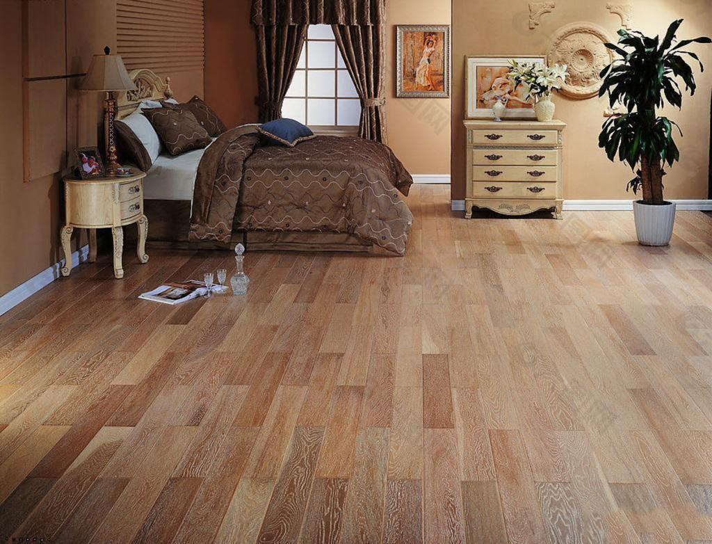 不同材质的地板如何除甲醛?