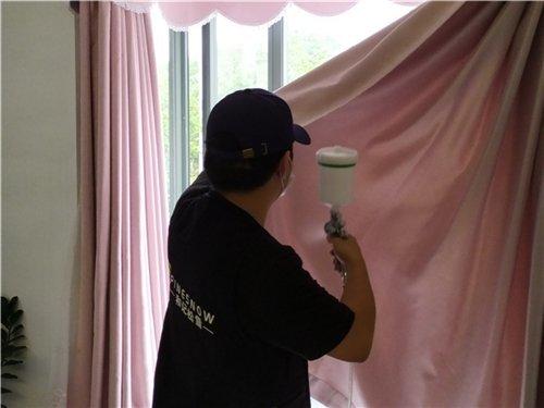 选购甲醛含量低的窗帘需要注意什么?