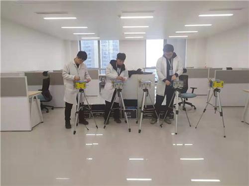 南昌2000平米个人企业甲醛检测如何收费?