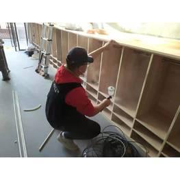 新建区学校教室宿舍楼除甲醛费用