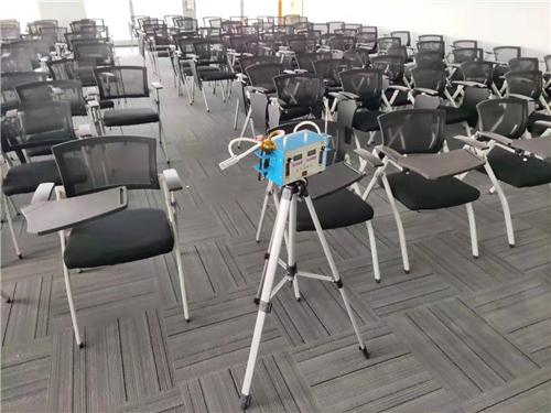 培训机构室内甲醛检测