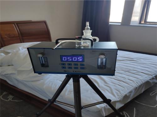 酒店室内甲醛检测