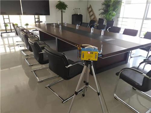 南昌工控电装有限公司办公室装修测甲醛