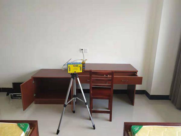 南昌正邦集团室内空气检测