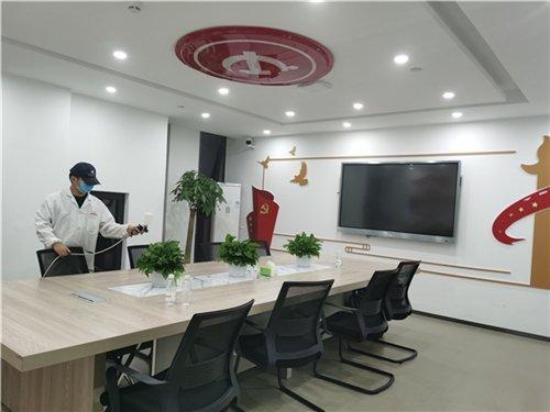 南昌新建区办公室除甲醛公司哪家靠谱?一般多少钱
