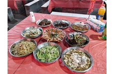 松湖农家乐的野炊食材都有些什么?