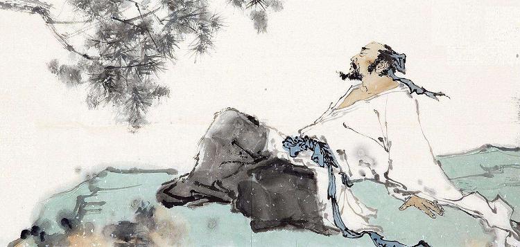悲歌-唐·白居易