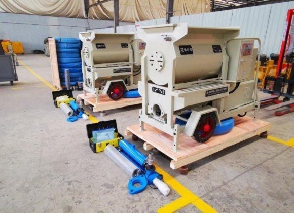 螺桿泵灌漿泵