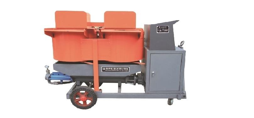 GS400DS搅拌灌浆打印一体机