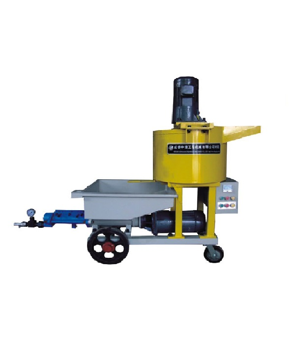 GS150MS灌(注)浆泵(带搅拌)