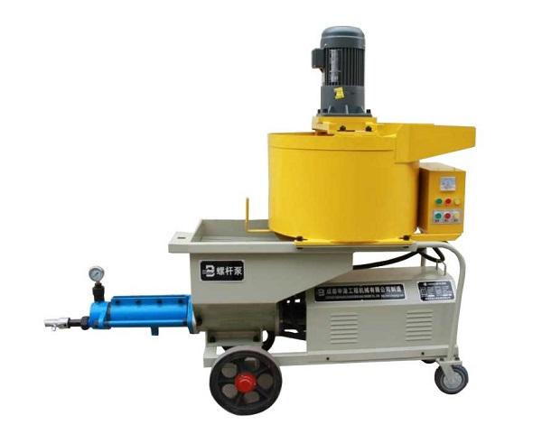 GS200MS灌(注)浆泵(带搅拌)