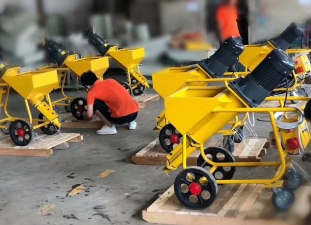 申港灌漿泵常見問題及維修方法