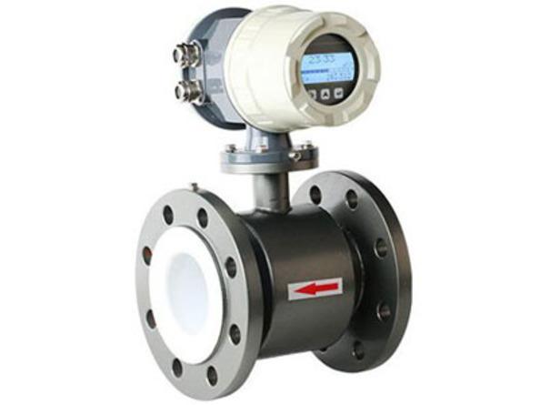 电磁流量计的在污水处理系统的应用