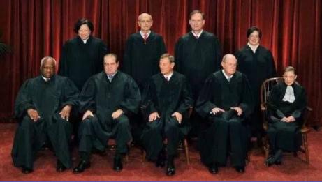 美国法官袍