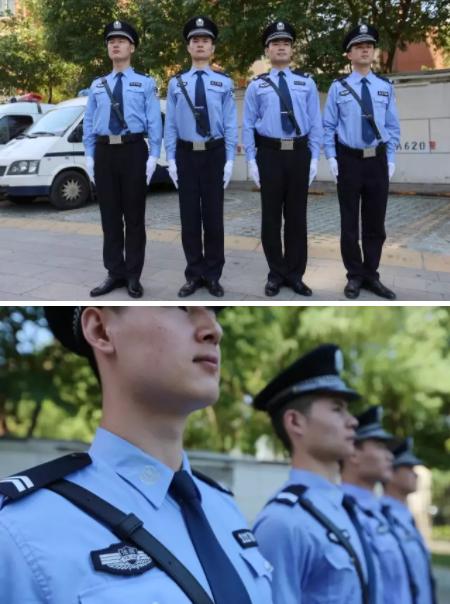 长袖法警制服