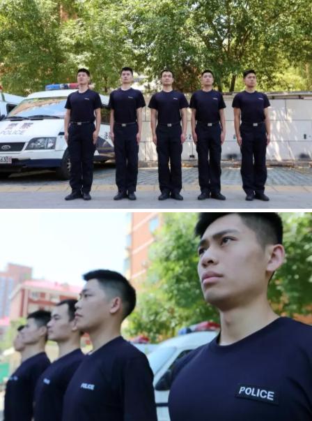 司法警察训练服