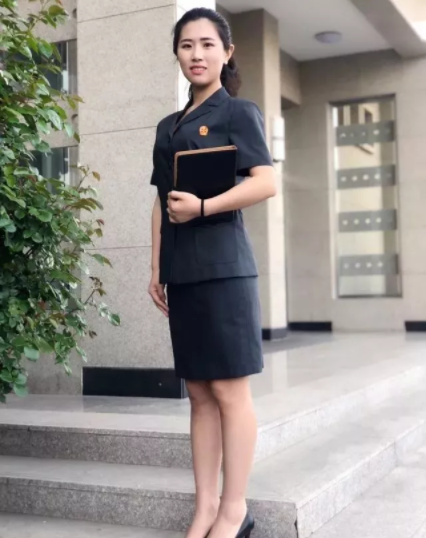 2017款法院女士夏季审判制服裙装