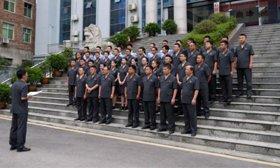 台江法院举行夏季审判制服定制案例