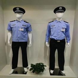 陕西法警制服定制
