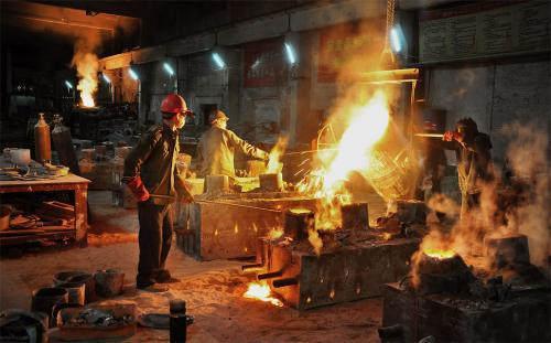 铸造设备,铸造砂处理造型