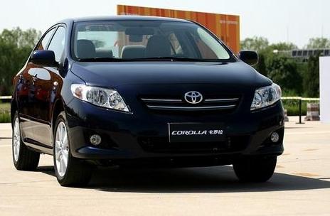 重慶豐田卡羅拉轎車發動機艙內異響