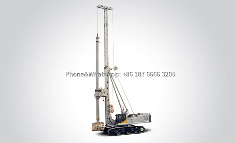 Rotary drilling rig technical terms and definitions