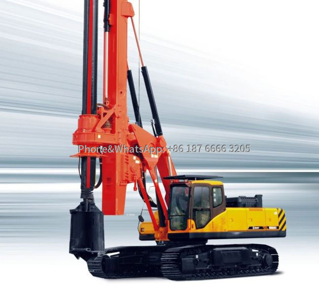 Picture of Rotary Drilling Rig Made in China